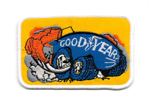 GOOD YEAR Racing Vintage Patch