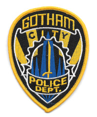 Gotham City Police Department Collectors Patch