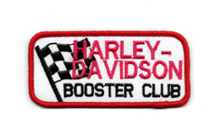 Harley-Davidson Booster Club Vintage Patch