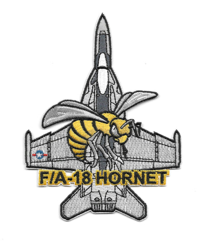 McDonnell Douglas F/A-18 Hornet Military Patch