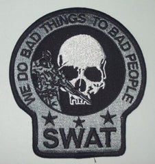 we do bad things to bad people patch