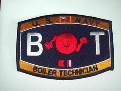 NAVY - RATING MOS PATCHES