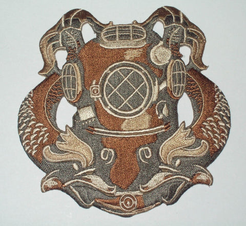 US ARMY DIVER BADGE - DESERT MILITARY PATCH