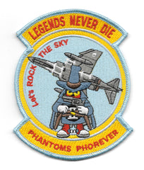 Phantoms Phorever F-4 LEGENDS NEVER DIE Patch