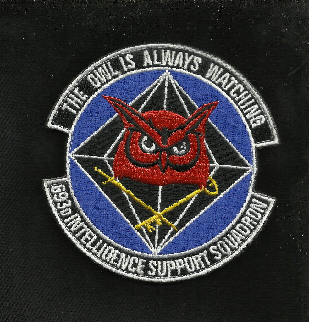 United States AIR FORCE 693d Intelligence Support Squadron