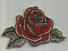 KRUSE ANTIQUE ROSE PATCH - RIGHT