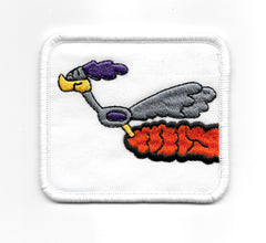 Plymouth Roadrunner Racing Vintage Patch