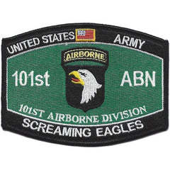 101st Airborne Division ARMY Patch SCREAMING EAGLES