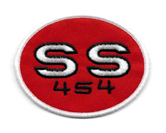 CHEVELLE SS 454 Vintage Patch