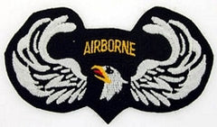 101st Airborne Wings ARMY Military Patch