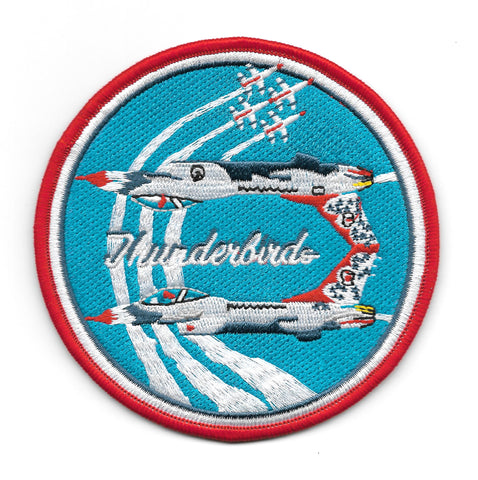 THUNDERBIRDS USAF Air Force Military Patch