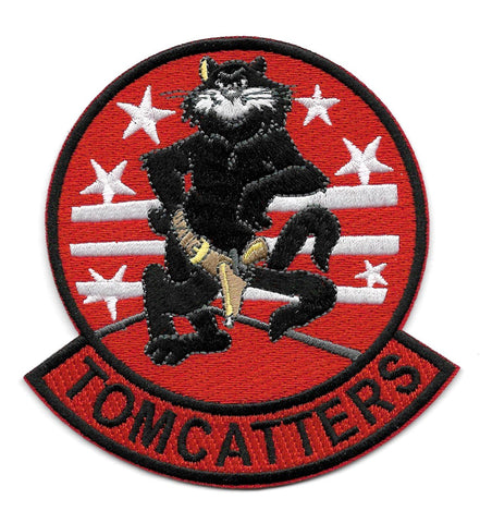 VF-31 TOMCATTERS Tomcat Military Patch
