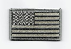 American Flag USA Hook Patch - ACU Light
