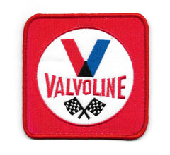 VALVOLINE Racing Vintage Patch