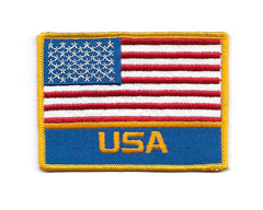 Vintage United States USA FLAG PATCH