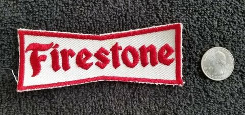 FIRESTONE HOT ROD Motorcycle OUTLAW Biker vest jacket PATCH