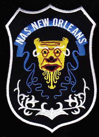 Naval Air Station New Orleans Military Patch