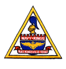 NAS Kingsville Texas Patch Naval Air Station Insignia