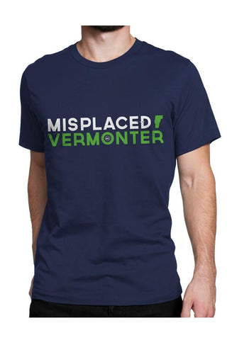 Misplaced Vermonter (Mens)