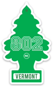 802 Fresh Sticker