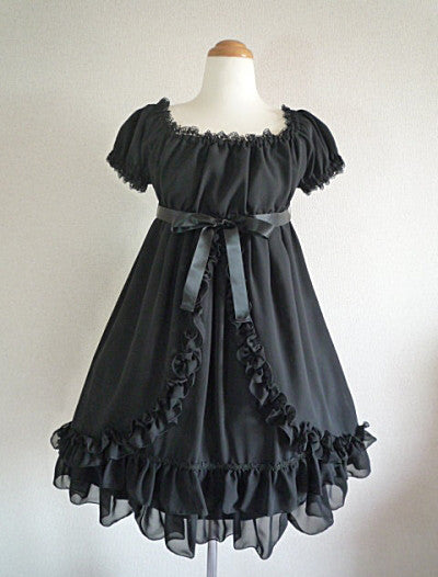 "Pina sweetcollection ""Chiffon baby doll dress"""