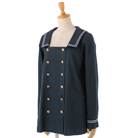 EXCENTRIQUE '15A Sailor Jacket blue