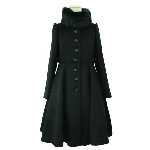 "Sheglit ""Stand collar coat"""
