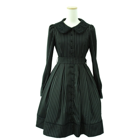 "Sheglit ""Sharlotte Classical Dress(black)"""