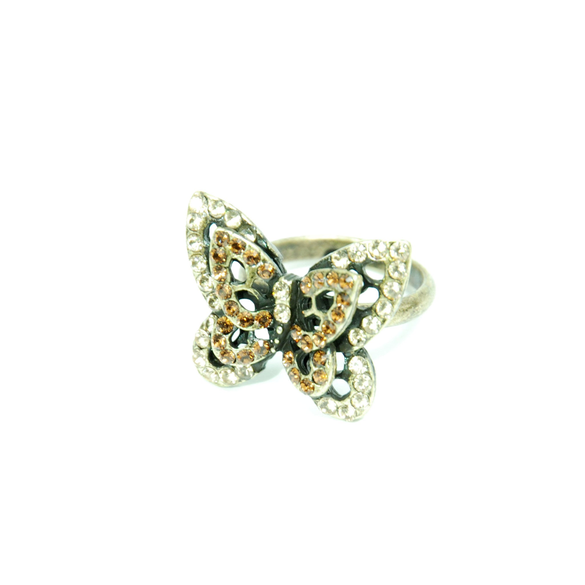 "Sheglit ""Fairy Tale Ring(antique gold)"""