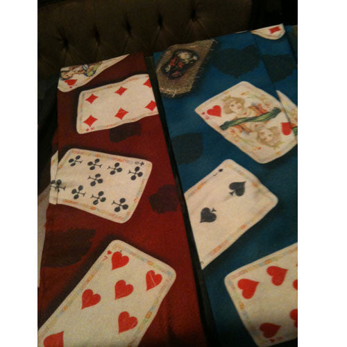 "abilletage ""PLAYING CARD -Turquoise-"""