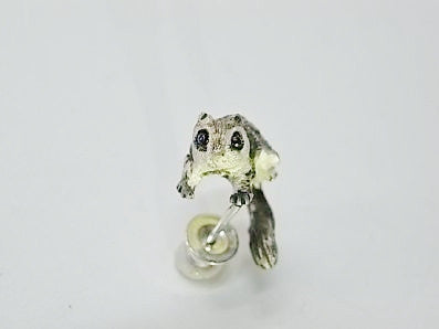 "DECO ""Flying squirrel ring -real sapphire-"""