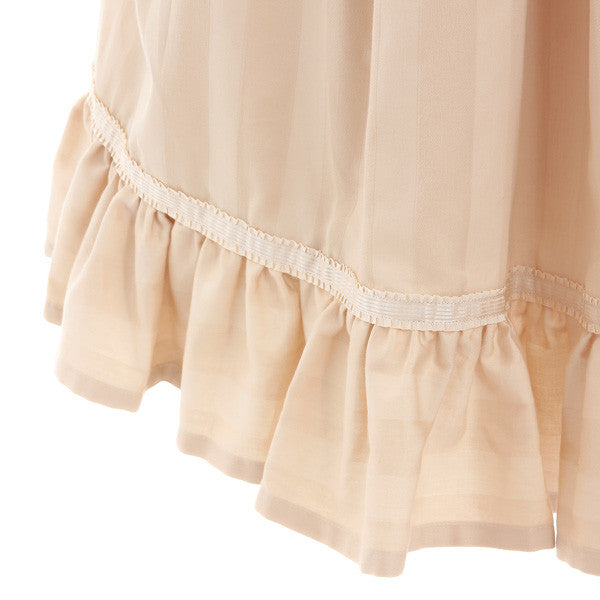 "EXCENTRIQUE ""'14W Ribbon Back Skirt"""