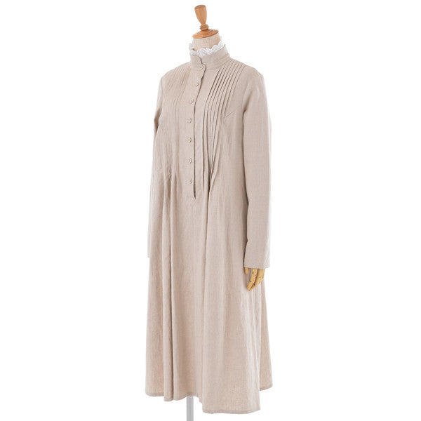 "EXCENTRIQUE""'15SP Missionary Dress -NATURAL-"""