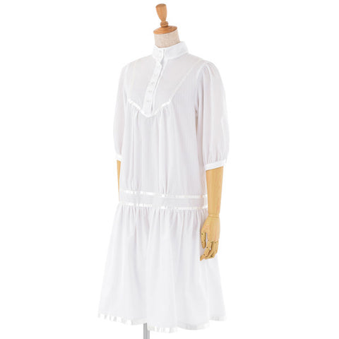 EXCENTRIQUE 15SP Dolly Dress(WHT)