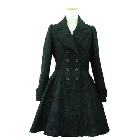 Sheglit Mystic Princess Coat black