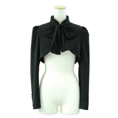 "Sheglit ""Ribbon Classical Bolero(black)"""