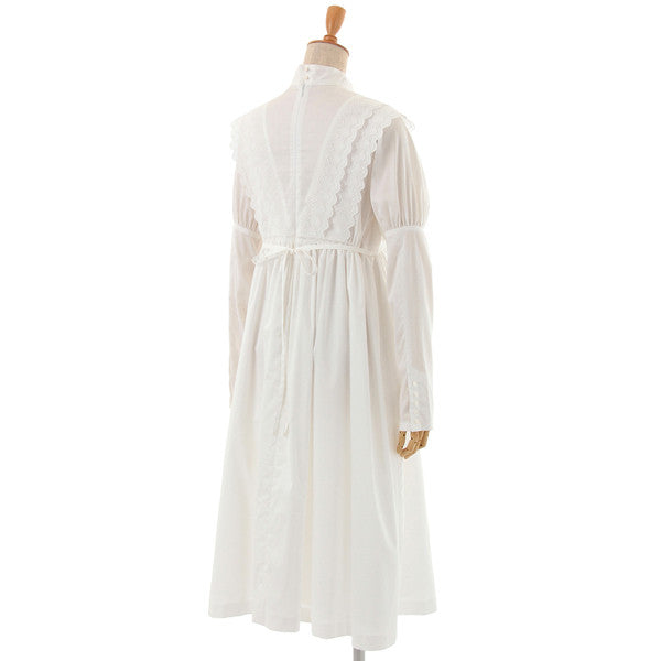 EXCENTRIQUE '14A Victorian Dress white