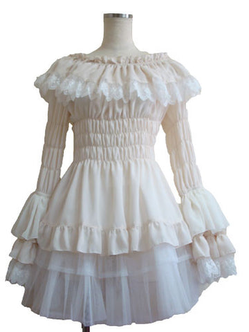 "ATELIER PIERROT ""Juliet Blouse""  --"