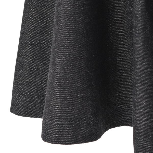 "EXCENTRIQUE ""'15SP Denim Corset Jumper Skirt"""