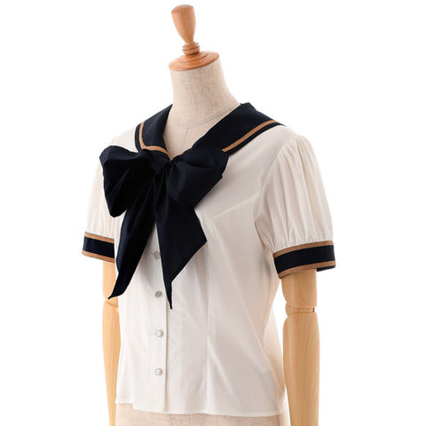 "EXCENTRIQUE ""'15SU Sailor Blouse"""