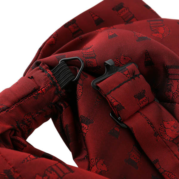EXCENTRIQUE '15W Chocolatier Tie RED