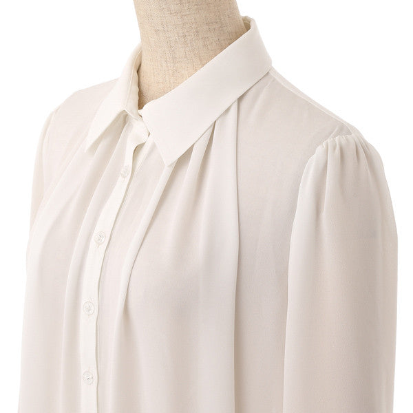 EXCENTRIQUE '15SP Prince Shirt with Jabot