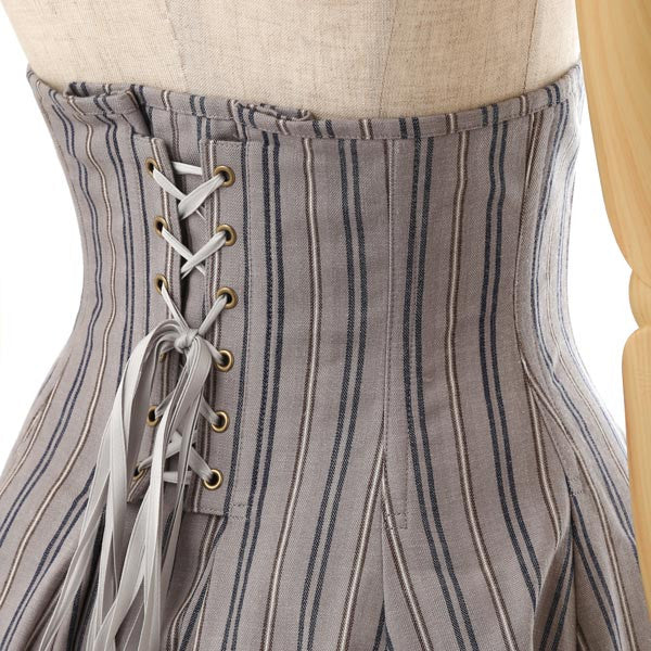 EXCENTRIQUE '16SP Locksmith Corset Skirt