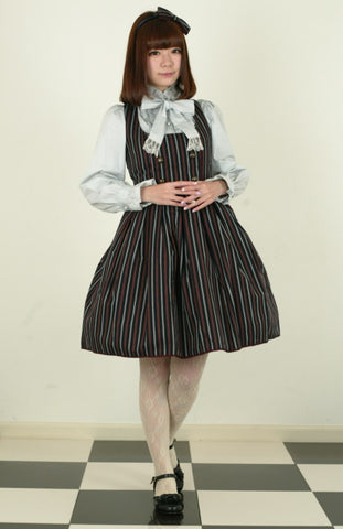 "Pina Sweetcollection ""Antique Coordinate Set"" regimental navy"