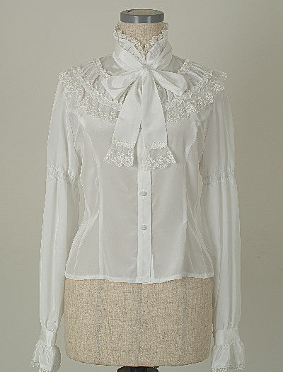"Pina sweetcollection ""Cream Rose Blouse"" off white"
