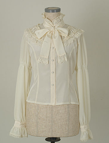 "Pina sweetcollection ""Cream Rose Blouse"" ivory"