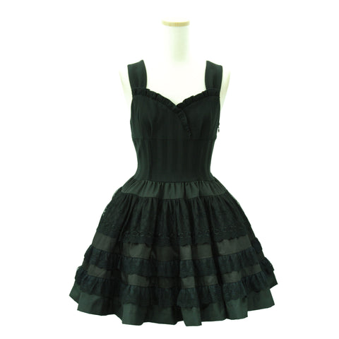 "Sheglit ""quartet"" Dress black"