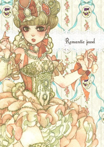 "sakizo ""Artwork Collection -Romantic Jewels-"""