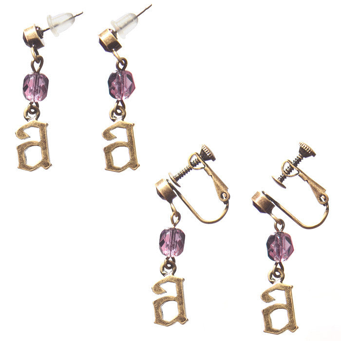 abilletage Logo Pierce purple