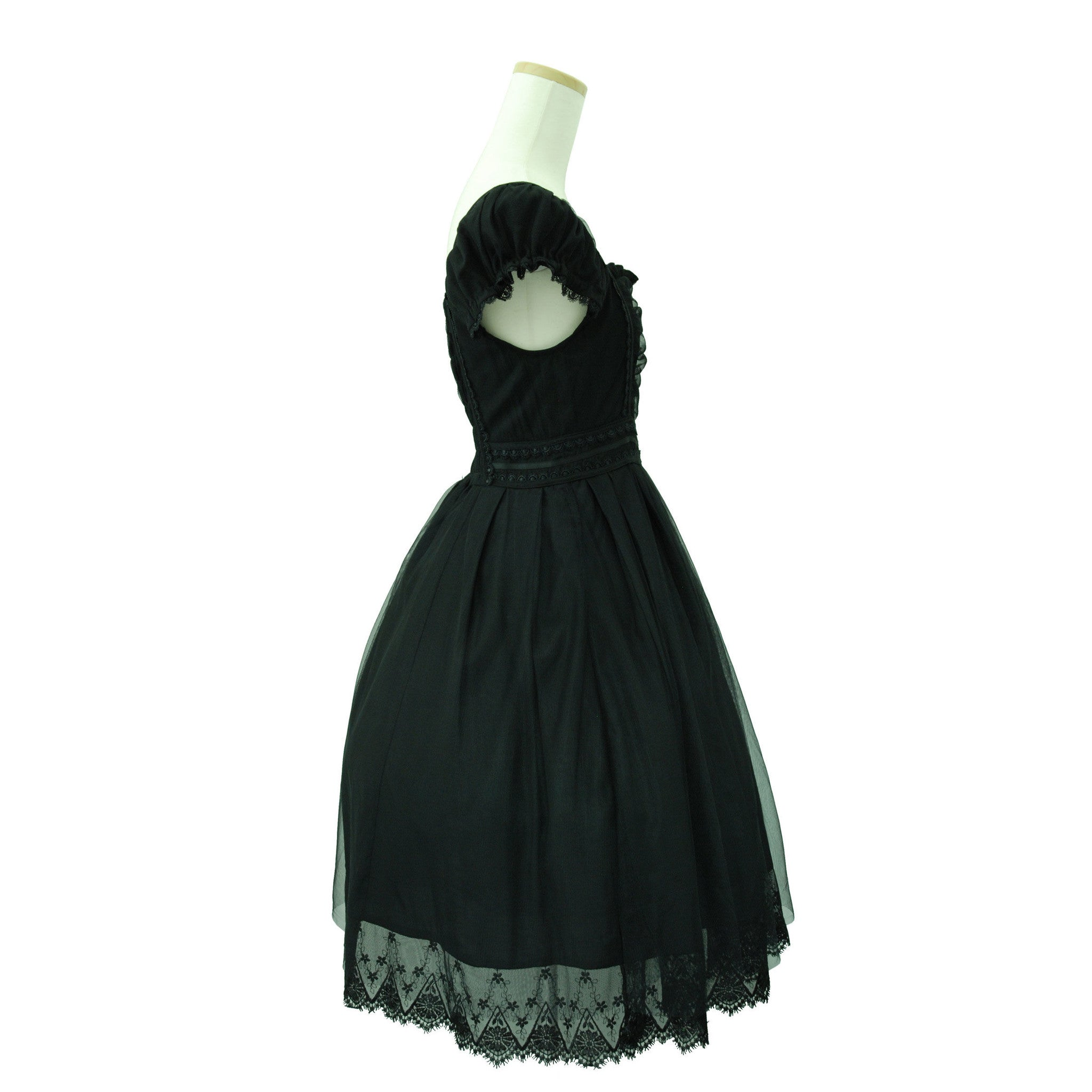 "Sheglit ""Tulle Dress(black)"""